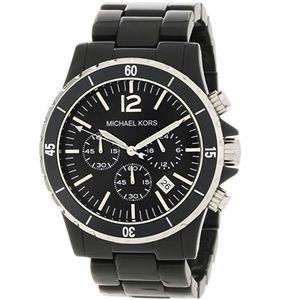 Michael Kors Grey Chronograph Madison unisex Watch